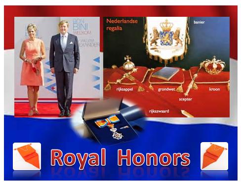 Royal honors