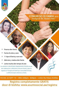 "Family congress Department of Social Affairs ""Building a solid foundation!"""