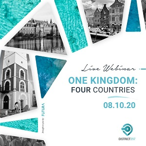 Webinar - One Kingdom Four Countries